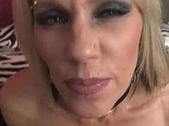 Slutty MILF Blowjob