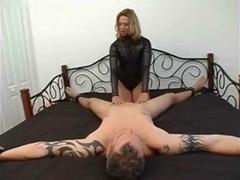 Teasing goddess
