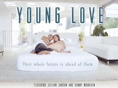 Jillian Janson & Danny Mountain in Sexy Love Video